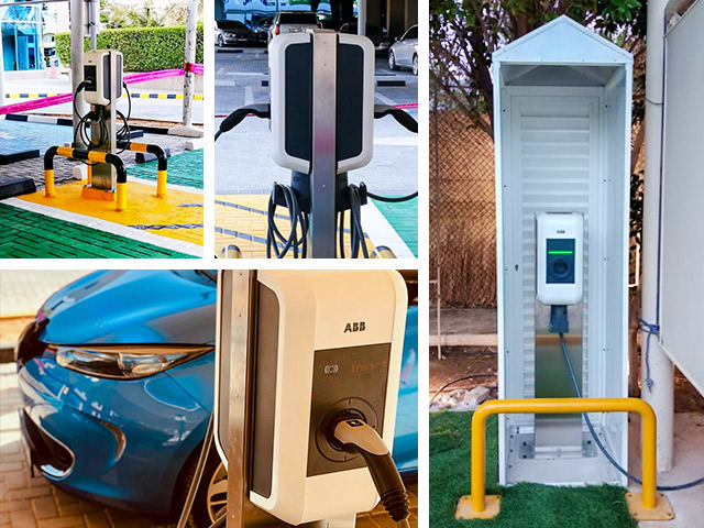 Powertech HOME EV Charging Stations