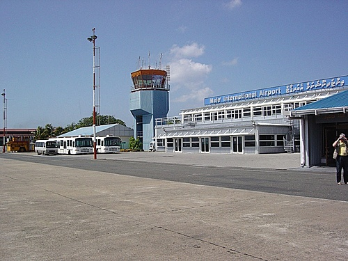 Male International Airport